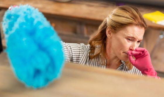 Allergia agli acari della polvere: sintomi e cure