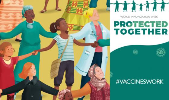 Settimana mondiale dell' Immunizzazione