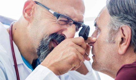 Maculopatia: porta alla cecità ma nessuno lo sa