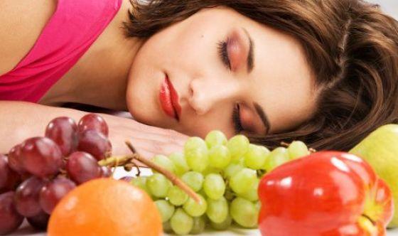 La qualità della dieta influenza la qualità del sonno