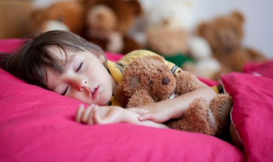 Bimbi e ragazzi: le regole per dormire bene