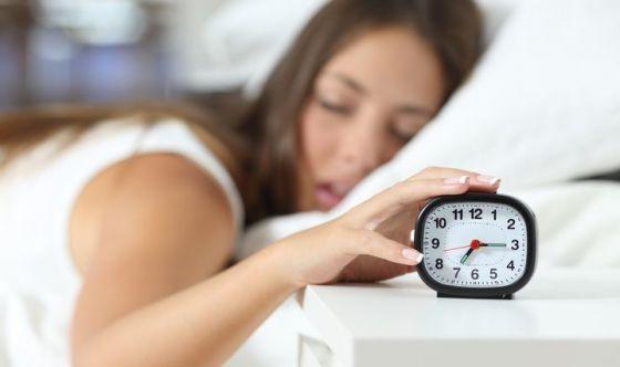 Dormire poco incide su cuore, pressione, peso e metabolismo