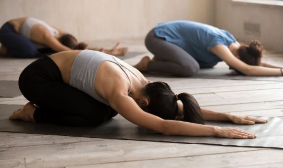Yoga? La mattina presto va benissimo