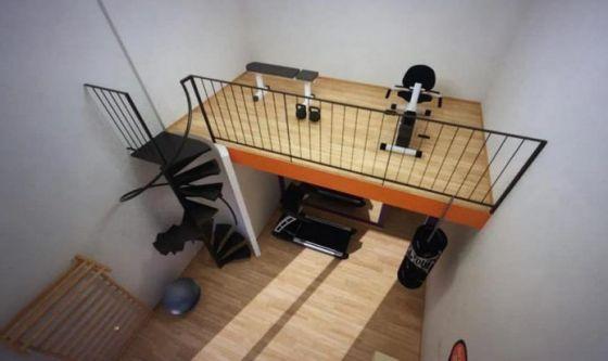 A Bologna lo spazio fitness per allenarsi a ore