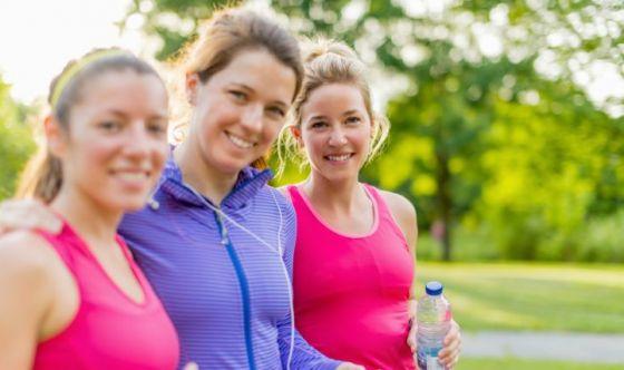 Sport, dieta, no alcol, no fumo: la ricetta salva cuore