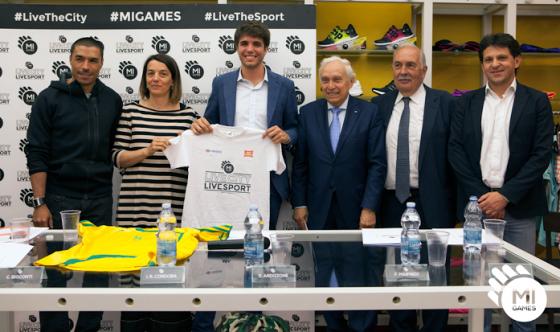 MiGames: da Milano al Rwanda lo sport che fa del bene