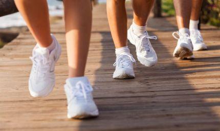 Sport, scarpe e posture: ecco cosa rovina i nostri piedi