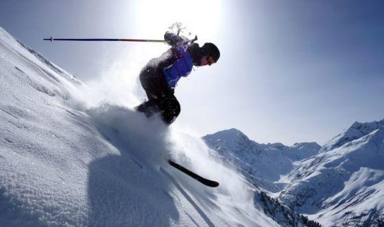 Sugli sci senza rischi per le articolazioni