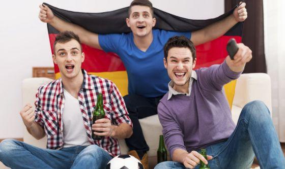 Tutti sportivi ma solo sui Social e in Tv