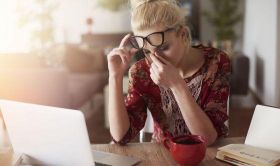 Lavoro stressante? Contrastiamo la stanchezza mentale