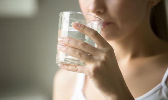 Idratarsi per sostenere l'equilibrio psico fisico