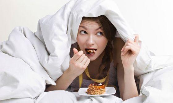 Meno stress (ma più ciccia) se si consumano cibi dolci