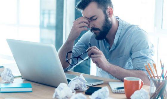 Il bornout mette a rischio di fibrillazione atriale