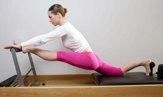 Meno stress con il Pilates