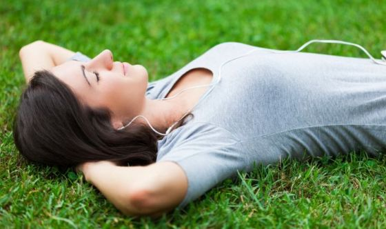 Eliminare lo stress con lo yoga