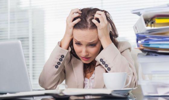 Lo stress da lavoro riduce la speranza di vita
