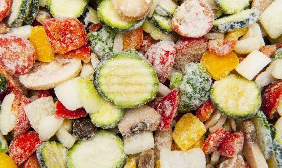 Dieta mediterranea: sì all'introduzione di piatti surgelati