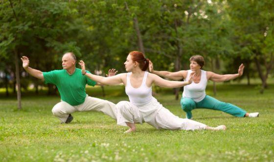 Una disciplina per il corpo e per la mente: il tai chi