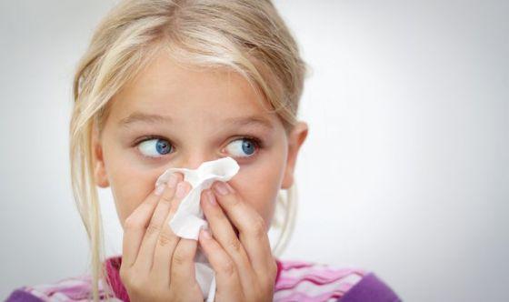 Bimbi e allergie nascoste: occhio ai sintomi