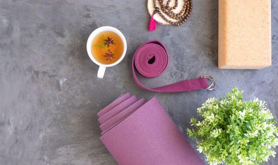 Un rilassamento rapido con yoga e ayurveda