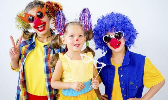 Carnevale: i sì e i no per una festa a misura di bimbo