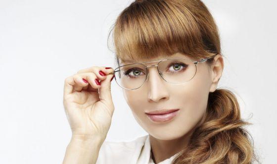 Come truccarsi se si indossano gli occhiali