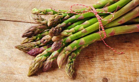 Gli asparagi potrebbero favorire i tumori