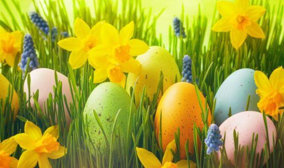 Pasqua, largo alle uova sulla tavola