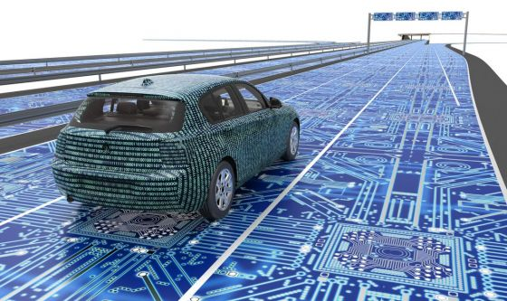 Progetto internazionale sui veicoli a guida autonoma