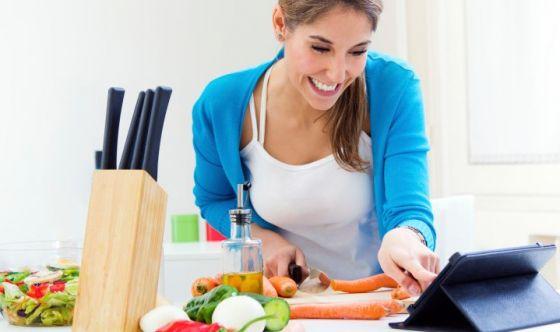 Cuoca provetta e amorevole? Basta cucinare verdure per cena!