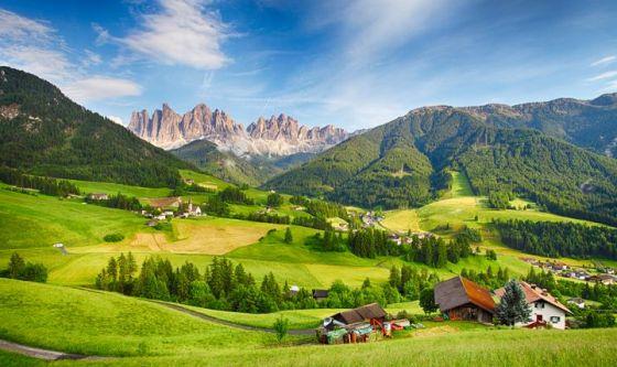 Alto Adige terra di bellezza e cosmesi a chilometri zero