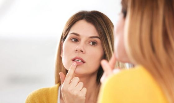 La febbre sul labbro, un problema ricorrente