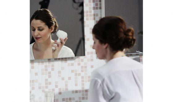 La spazzola per la pulizia del viso funziona, parola di Clio