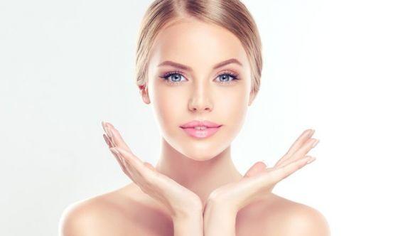 Skin device per il viso