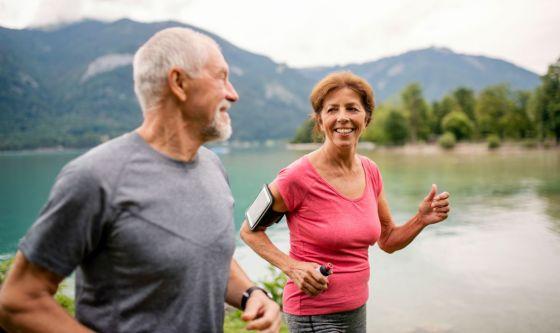 Come lo stile di vita può far vivere più a lungo