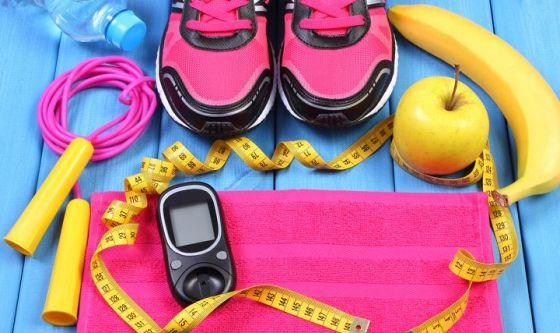 Sette malattie su 10 evitabili con dieta e sport