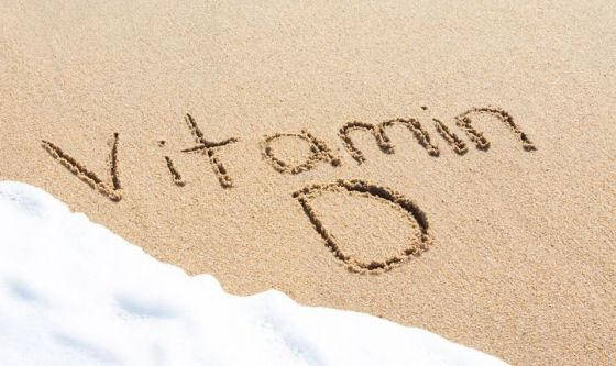 Vitamina D: allarme carenza, servono più sole e pesce