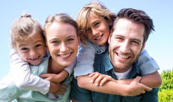 Una famiglia più serena con lo yoga