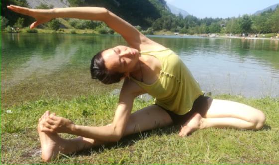 Lo Yoga ad alta quota nel Borgo del Benessere