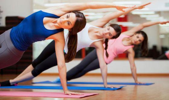 Lo yoga è efficace quanto gli altri sport
