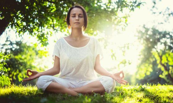Yoga, è ancora più rilassante nella natura