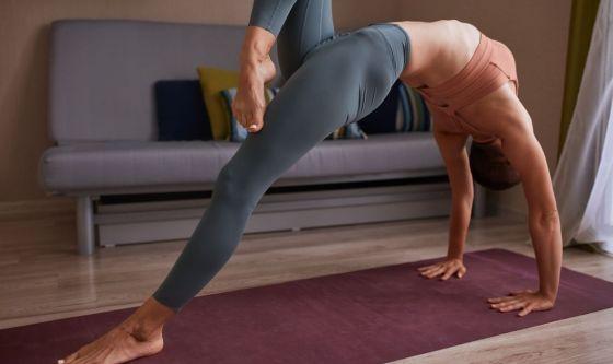 Yoga flex: yoga o allenamento sportivo?