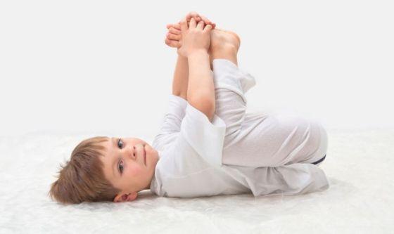 Lo yoga per i piccoli malati