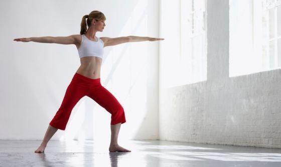 Curare l'ipertensione con lo yoga