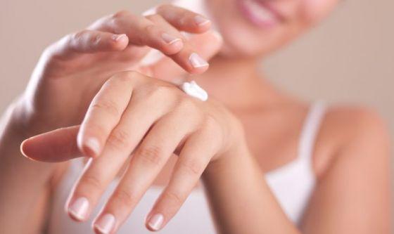 La zeaxantina per l'idratazione della pelle