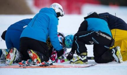 L'airbag tutto italiano che salva la vita sugli sci