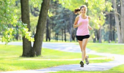 Aiuta la dieta con il movimento
