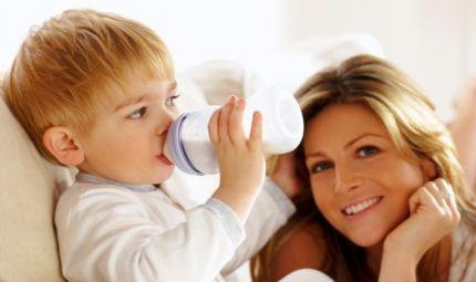 Allergia al latte: come riconoscerla