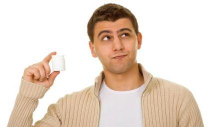 Arriva la pillola blu  che si scioglie in bocca