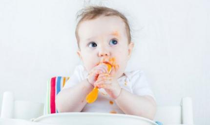 Soffocamento da cibo: le regole per i genitori